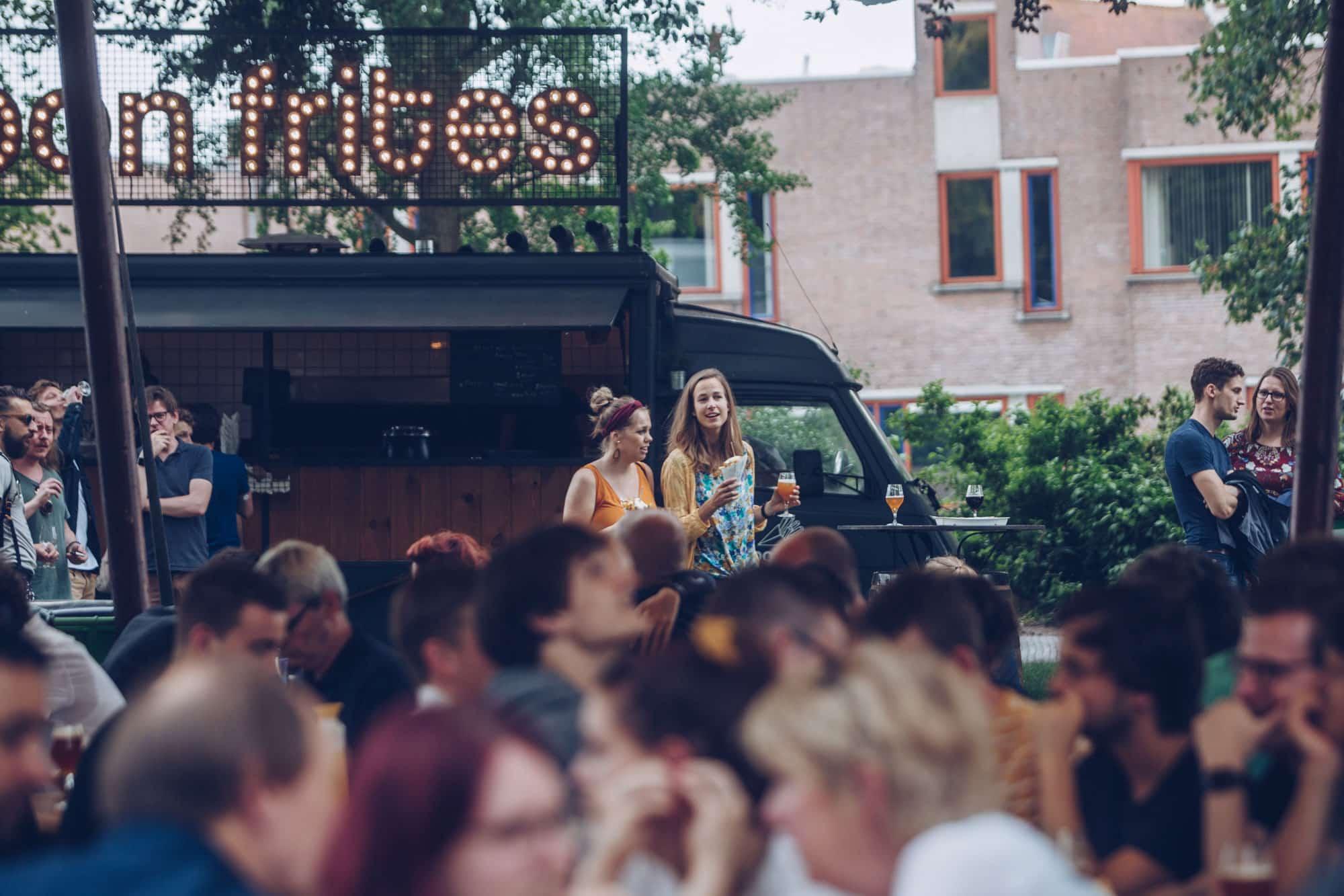 As you were - Journal, Nijmeegse Bierfeesten - Sfeerimpressie