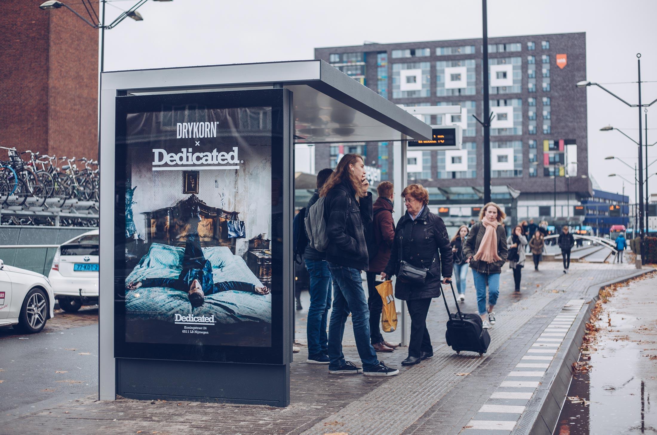 As you were, Nijmegen - Offline marketing