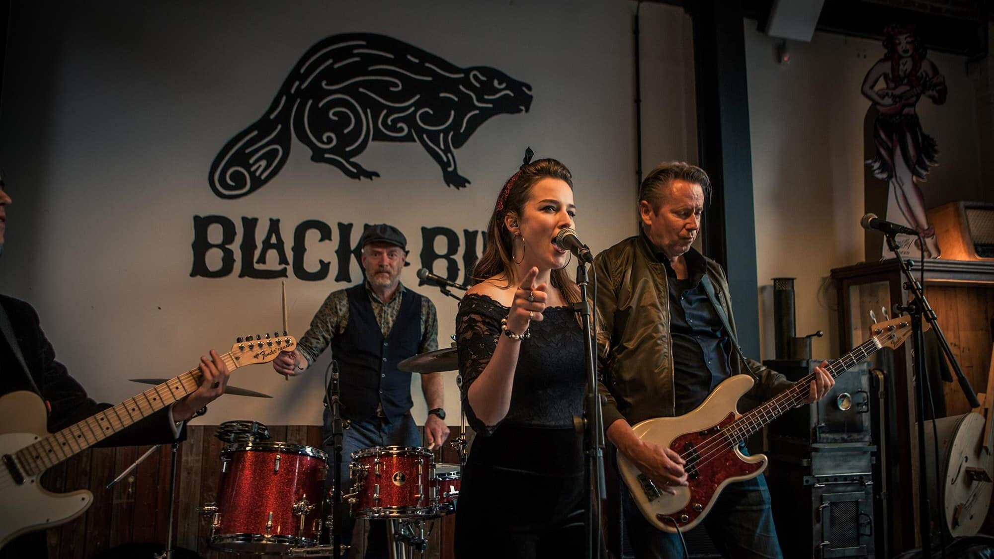 Black & Blue Events
