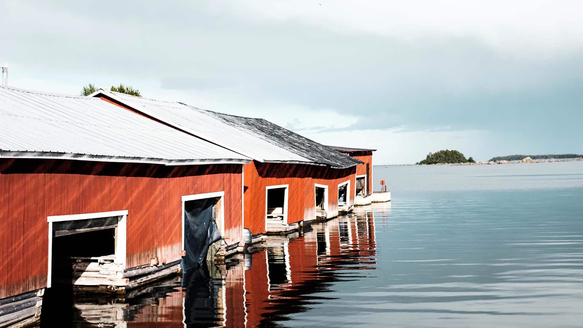 Klår Finance - Inspiratie Scandinavische landschap