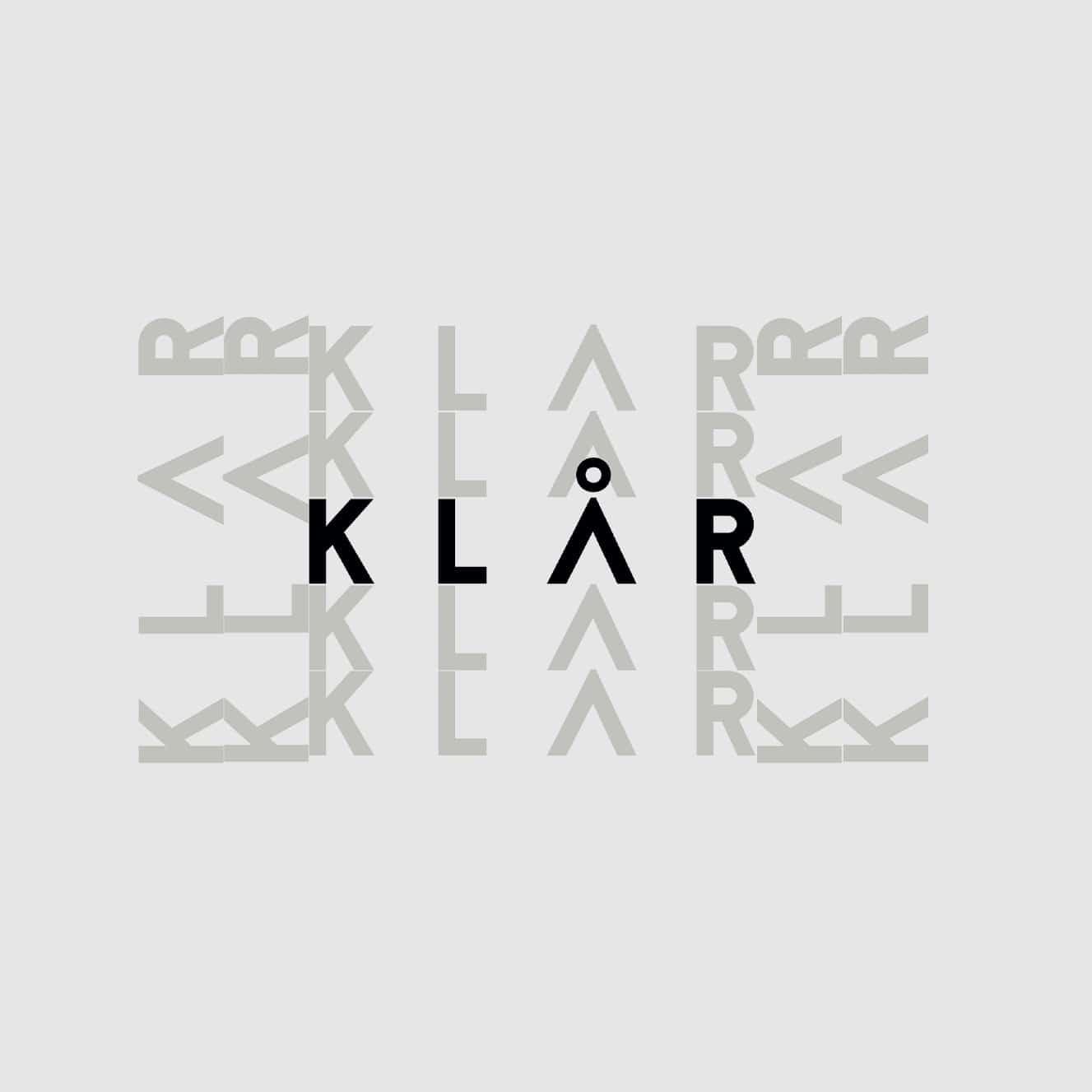 Klår Finance - Logo witruimte