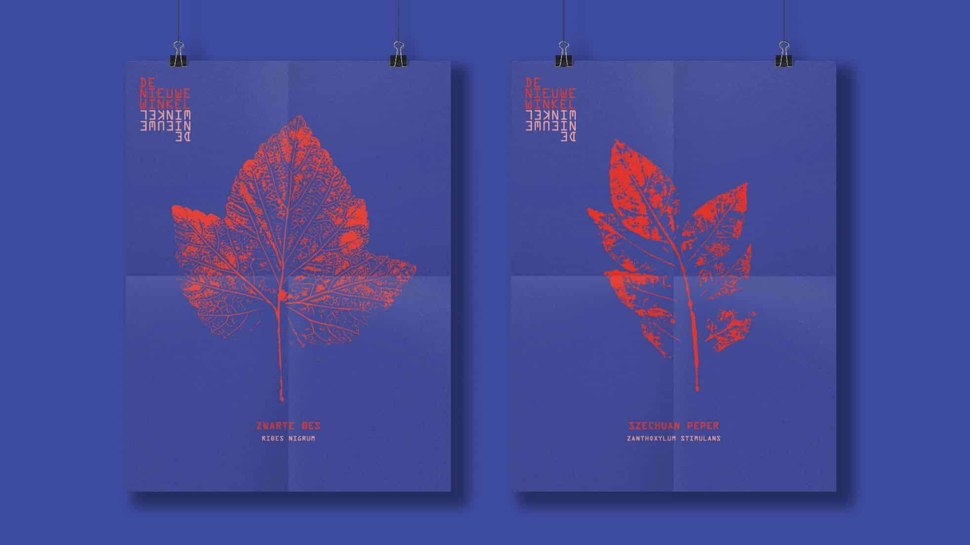 De Nieuwe Winkel - Posterserie bladeren